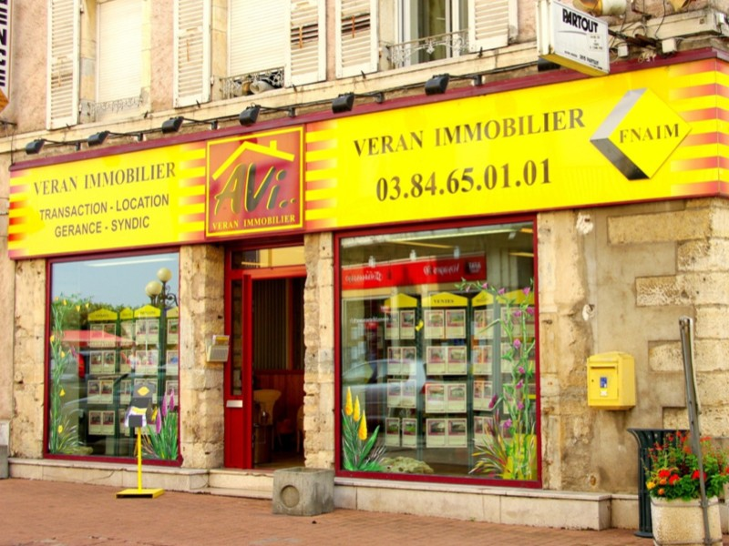 Agence immobili re veran immobilier gray for Agence immobiliere 57